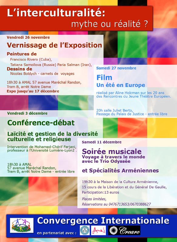rencontre internationale des jeunes 2010